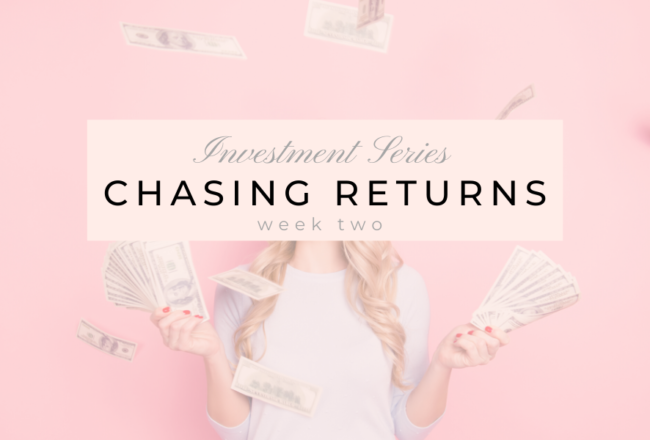 Chasing Returns